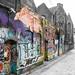 Bristol backstreets