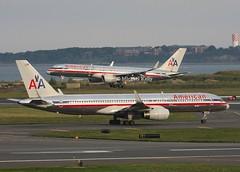 American Airlines Boeing 757 N620AA