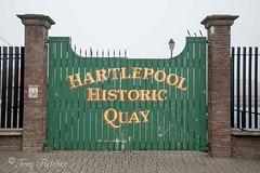 'HARTLEPOOL HISTORIC QUAY'