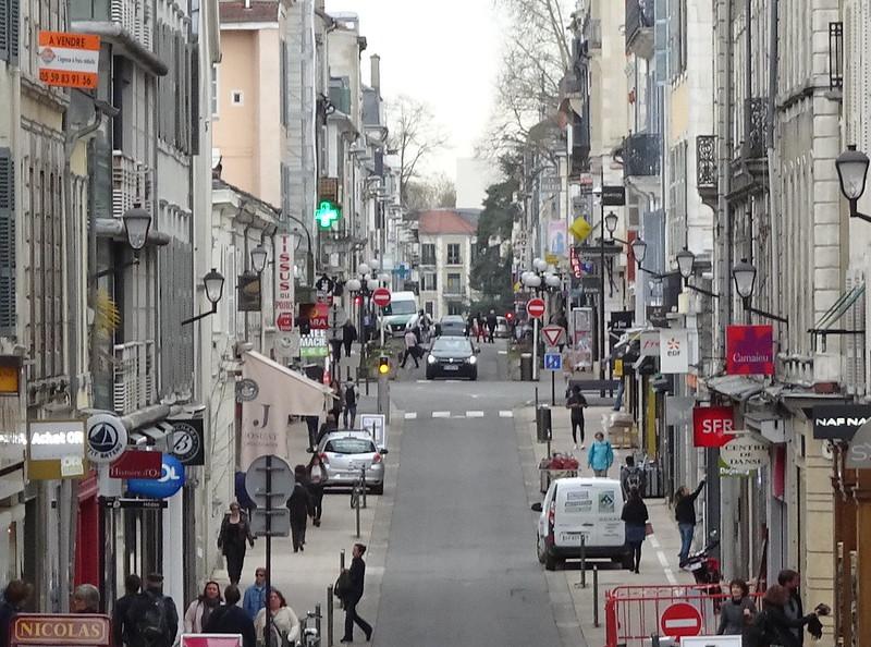 Una vista de Pau