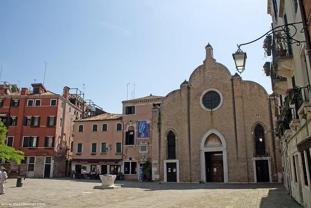 Chiesa di San Giovanni Battista in Bragora