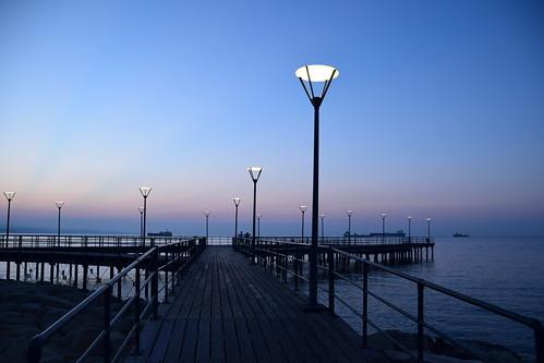 limassol ηλιοβασίλεμα λεμεσόσ μόλοσλεμεσού sunrise limasso molos