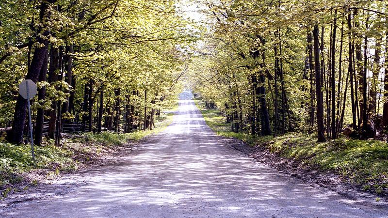 Mono Township Sideroad