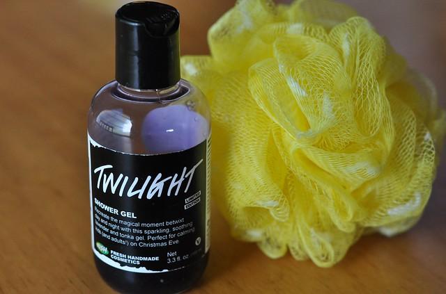Twilight Shower Gel from Lush