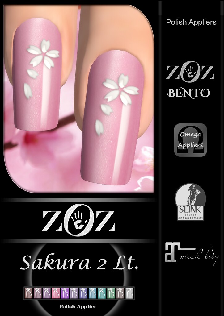 {ZOZ} Sakura 2 Lt pix L