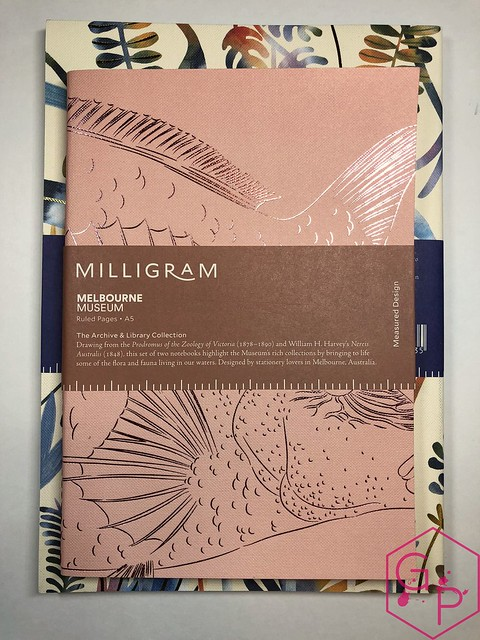 @MilligramStore Notebooks from Marc Martin Kaleidoscope Jungle & Melbourne Museum 4