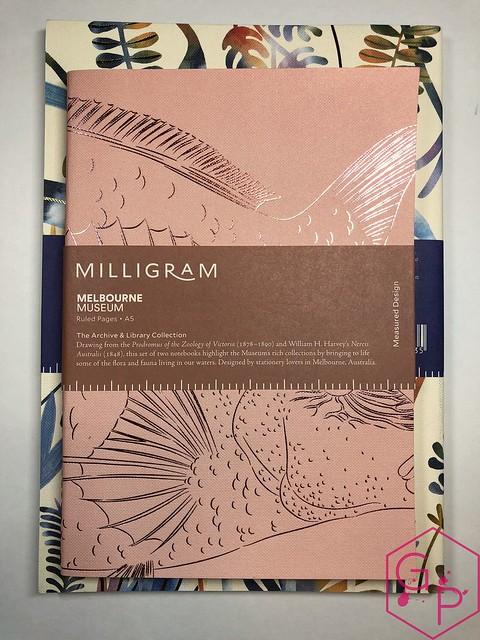 @MilligramStore Notebooks from Marc Martin Kaleidoscope Jungle & Melbourne Museum 4