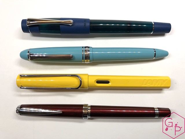 Sailor Reglus Fountain Pen Review @ThePenCompany  11