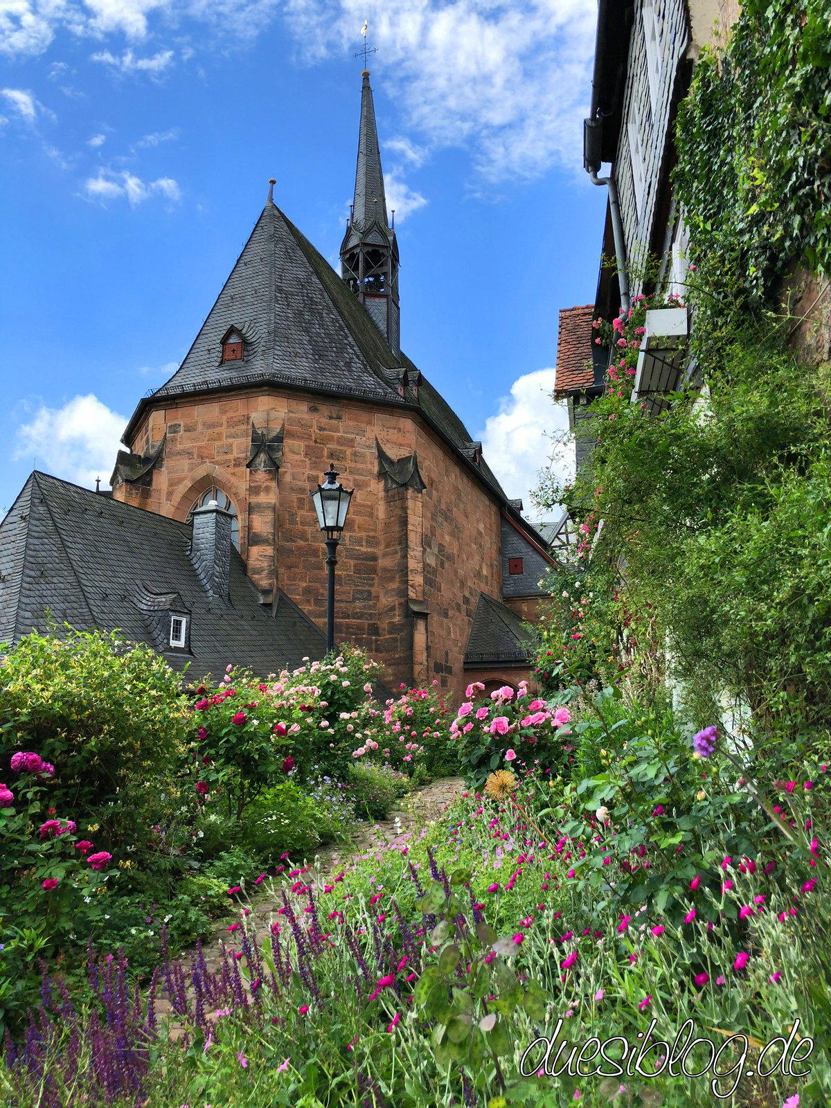 Marburg Kugelkirche Travelblog Düsiblog 02