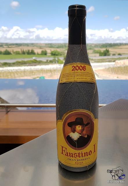 Bodegas Portia o como maridar un buen vino con la alta cocina (4)
