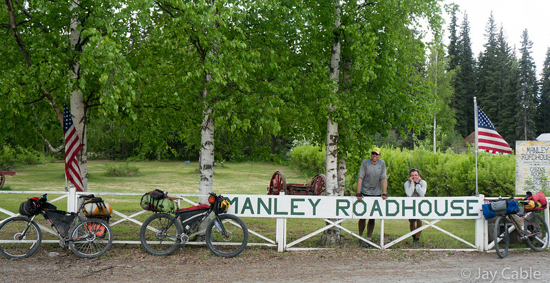 Manley Loop, via Rampart and the Yukon