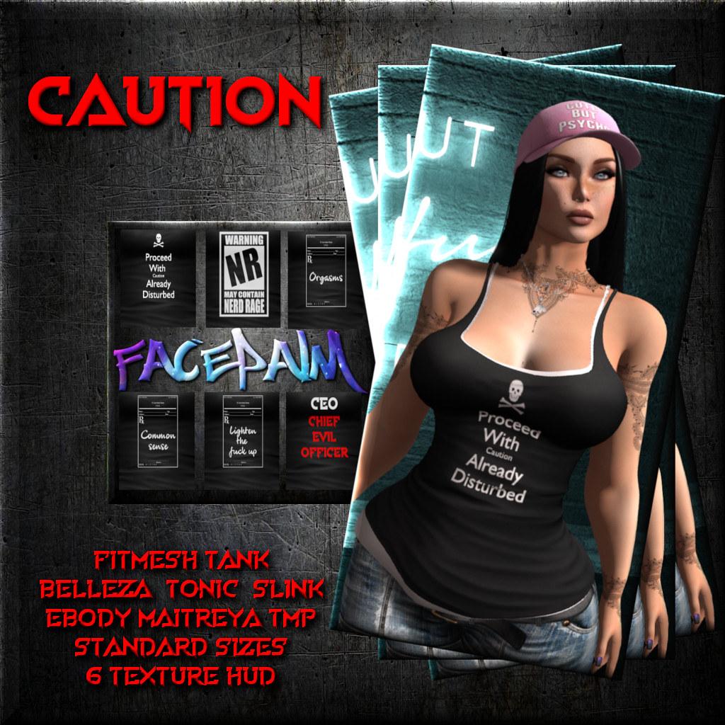 +FC+ Caution - TeleportHub.com Live!