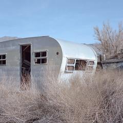 desert airbnb. keeler, ca. 2018.