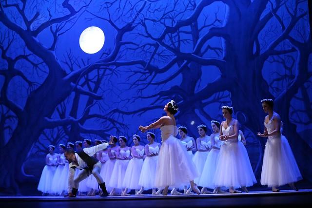 "Ballet Guatemala conquista al público del XIV Festival de Junio con ""Giselle"""
