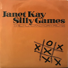 JANET KAY:SILLY GAMES(JACKET A)