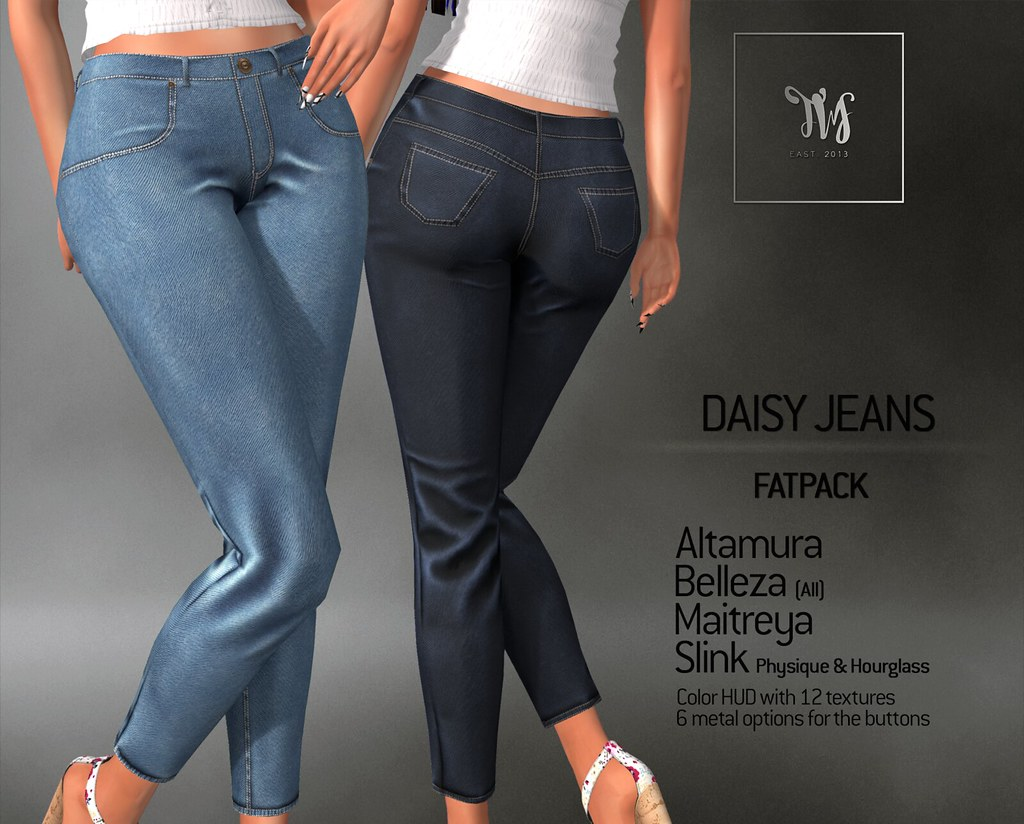 TWS - Daisy Jeans - TeleportHub.com Live!