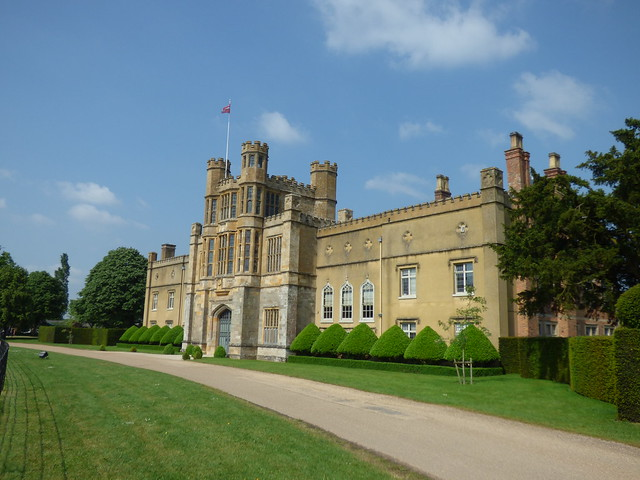 Coughton Court - The West Front