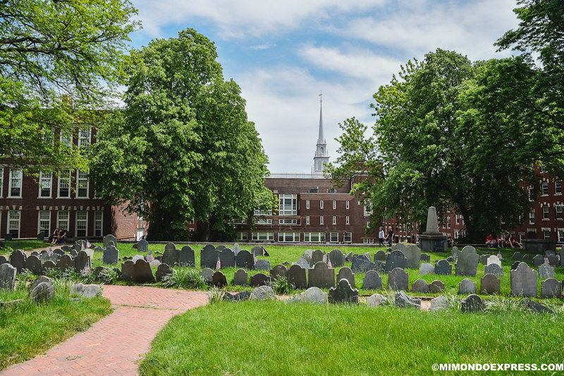 14. Copp's Hill Burial Ground