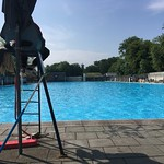 Clear inviting Lido waters for Malini