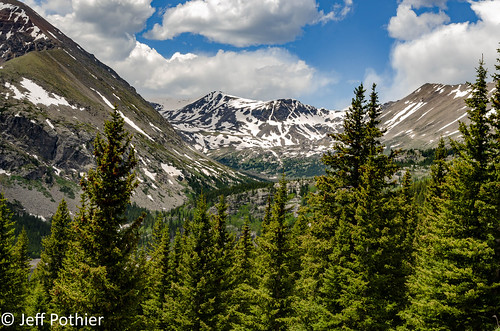 nikon d7000 colorado mountains trees sky beauty beautiful view snow