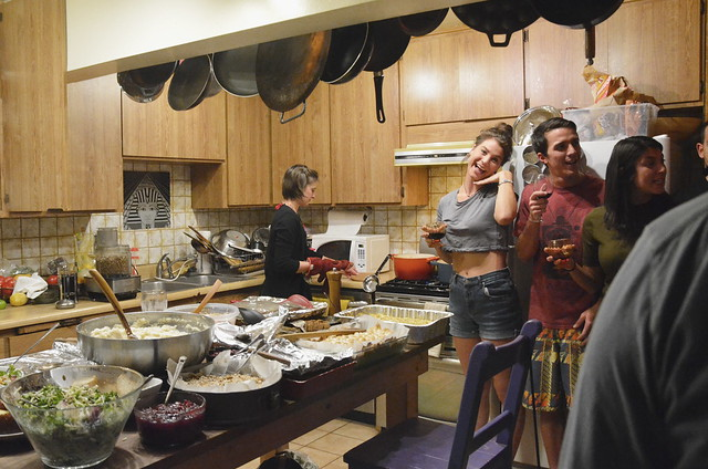 Friendsgiving 2015, Nikon D5100, Sigma 18-50mm F2.8 EX DC Macro