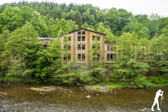 Lost Places: Die alte Gießerei