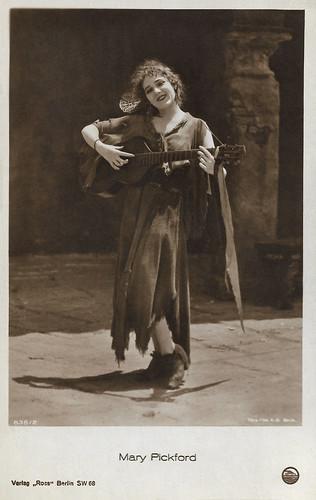 Mary Pickford in Rosita (1923), Ernst Lubitsch