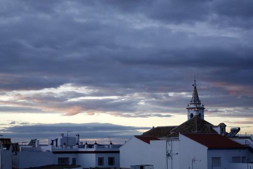 Atardecer. Valencina de la Concepción (Sevilla)