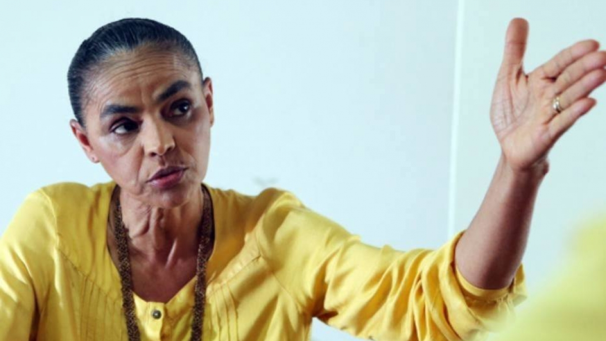Primeira vez | TSE determina retirada de fake news do Facebook, Marina Silva