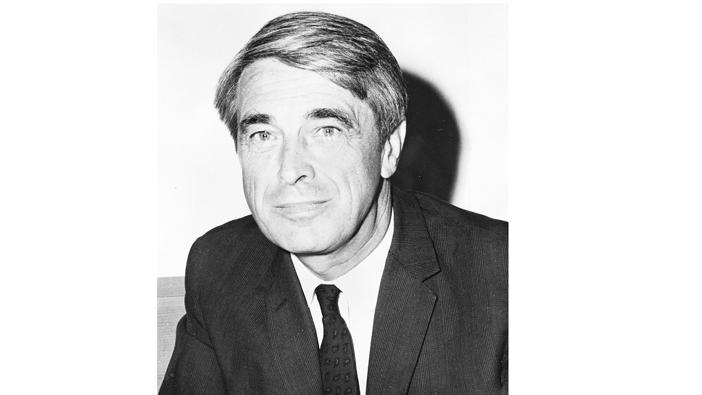 Photographic portrait of Leonard Rotherham, Vice-Chancellor, 1969-1976 (UPC/UP/5/1)