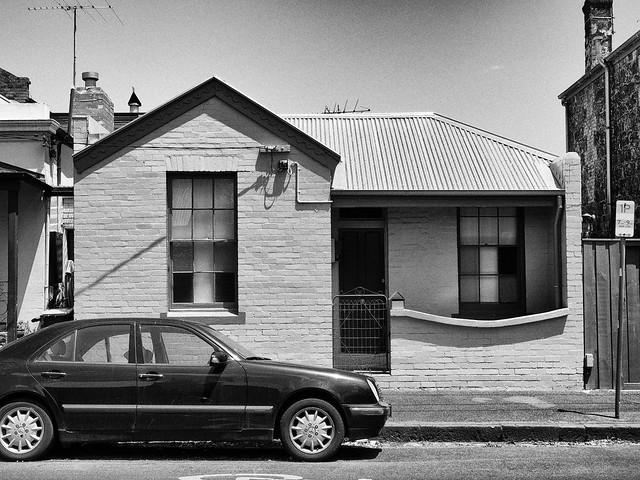 Near Brunswick St Fitzroy / Melbourne, VIC