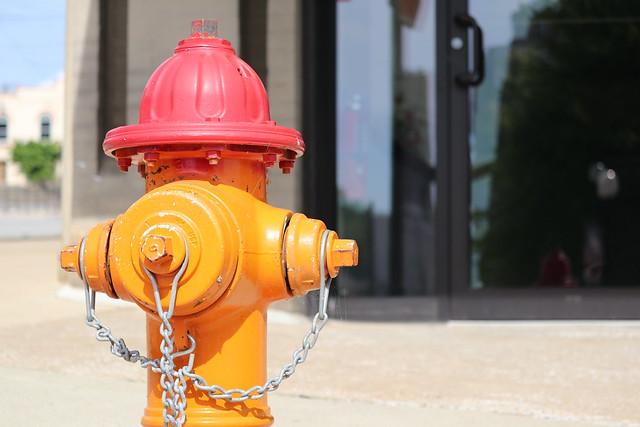 Fire Hydrant | Alton, IL, Canon EOS 80D, Canon EF-S 55-250mm f/4-5.6 IS STM