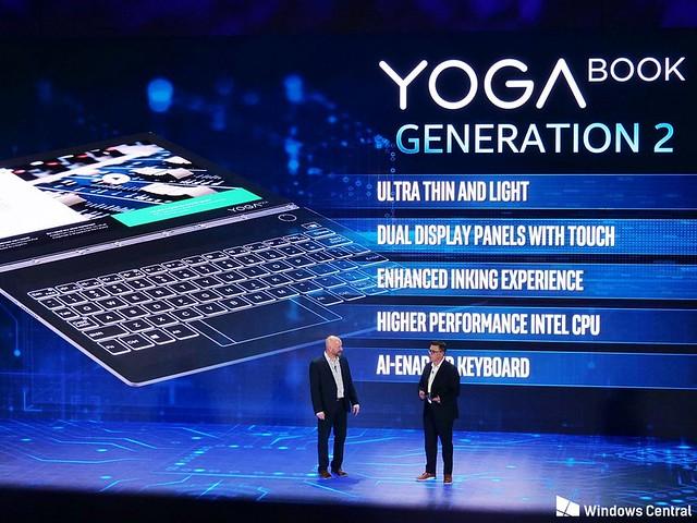 Lenovo Yoga Book 2