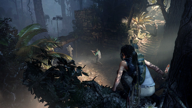 E3# 2018 Shadow of the Tomb Raider Screens & Concept Artworks