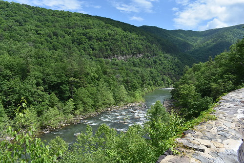 mauryriver goshenpass river