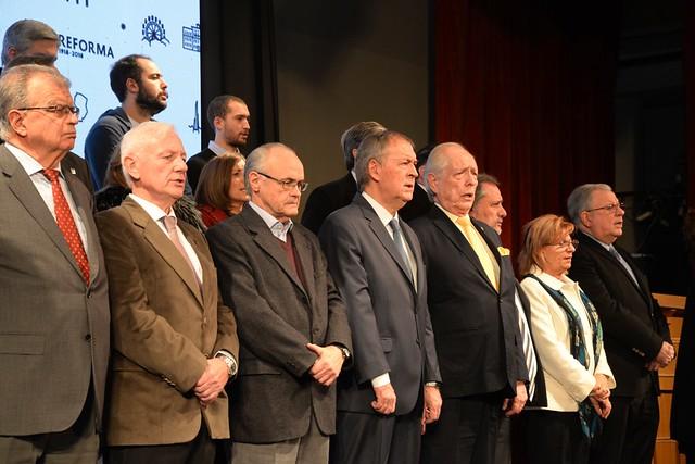 Schiaretti participó del Acto del Centenario de la Reforma