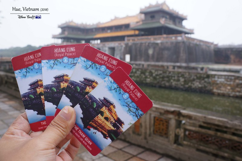 2018 Vietnam Hue Imperial City 02