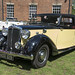 HOR 619  1947  Daimler DB18 Foursome Coupe