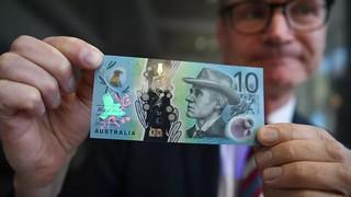 Australia new $10 banknote