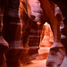 1. Interior del Upper Antelope Canyon en Arizona, Estados Unidos
