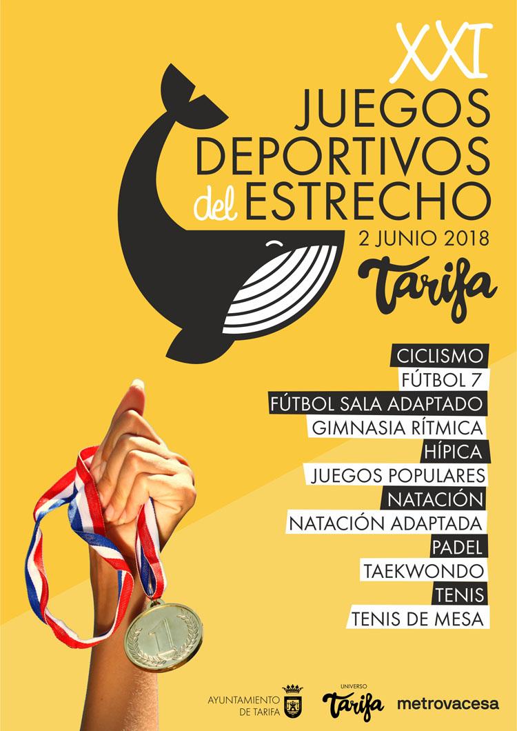 JUEGOS DEL ESTRECHO cartel1
