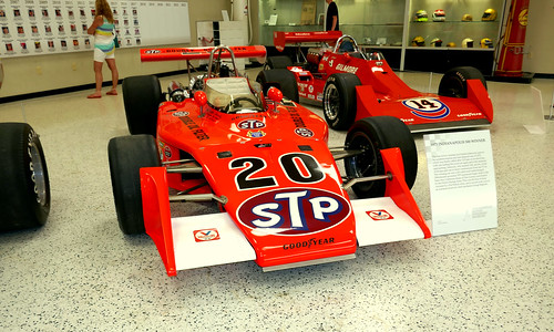 Indy 500 Winners, 1973  & 1977