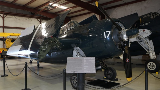 Grumman General Motors G-36 FM-2 (F4F-8) Wildcat in Addison