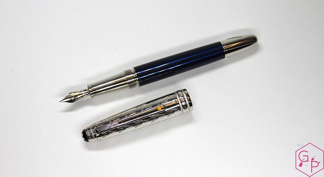 Montblanc Le Petit Prince Fountain Pen Collection Overview @Montblanc_World @AppelboomLaren 52
