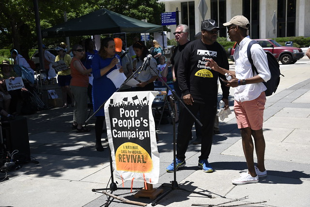 Poor People's Campaign, Raleigh NC