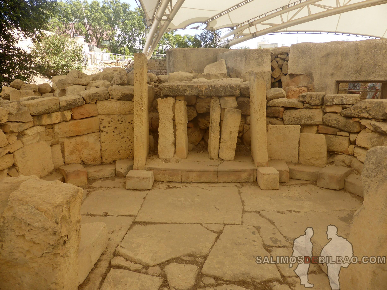 0661. Templos Tarxien, Malta