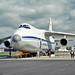 Antonov An-124-100 CCCP-82005 Farnborough 2-9-86