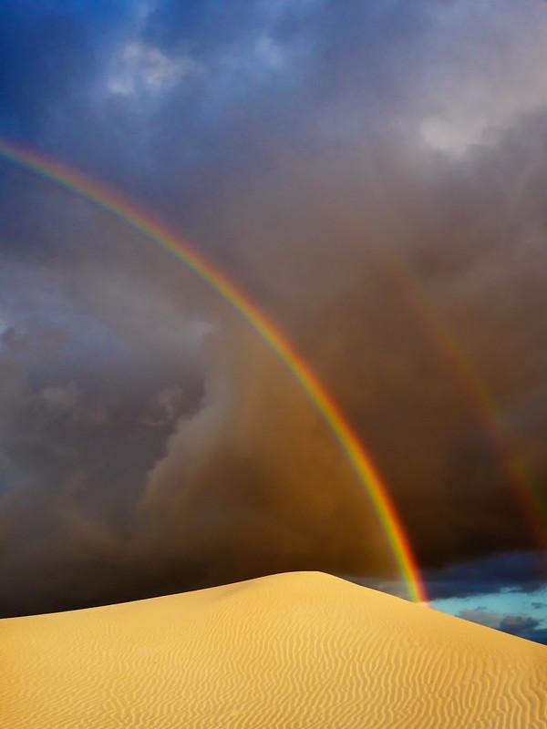 Rainbow for Bilbunya Dunes (Eucla)