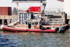 FDNY Marine Battalion Boat