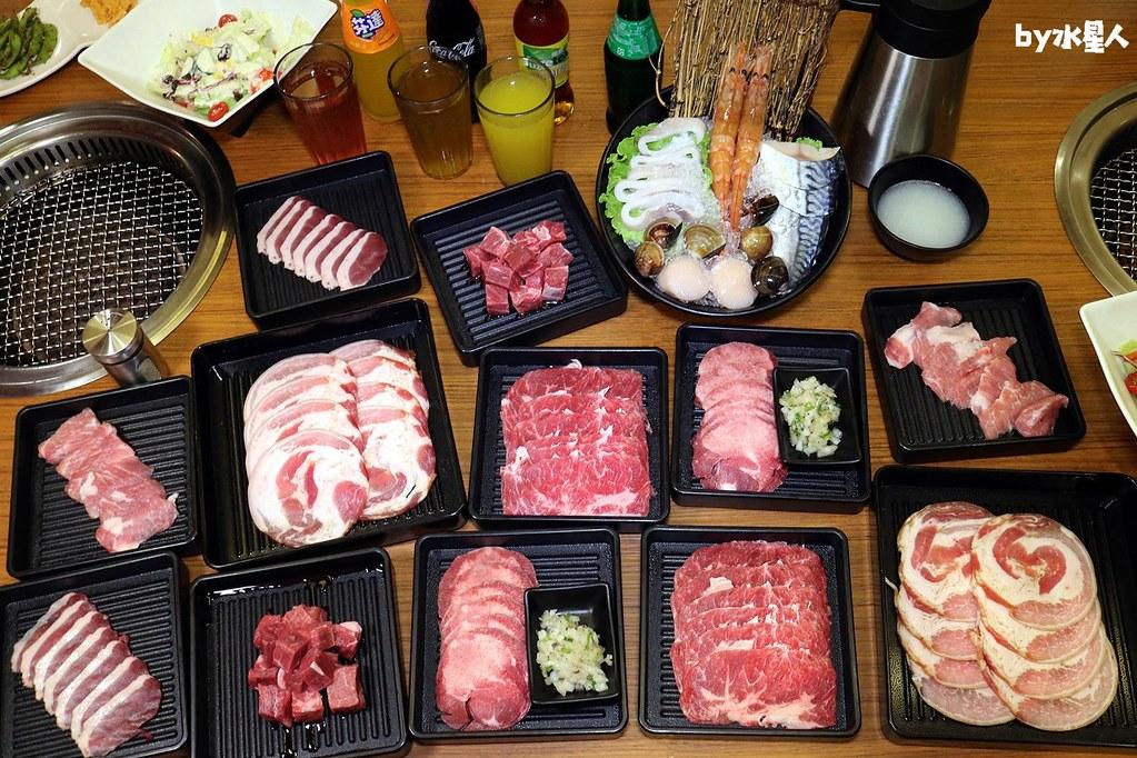 肉品海鮮吃到飽